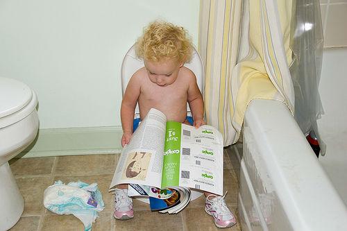 potty training supplies